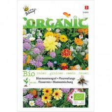 Bijen bloemen mengsel (biologisch)