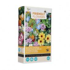 Friendly Flowers Bijen