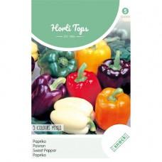 Paprika 5 Kleurenmengsel