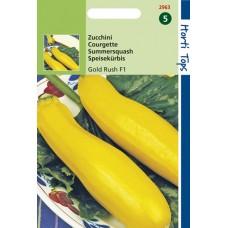 Courgette Gold Rush f1 hybride