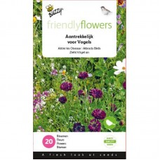 Friendly Flowers Vogels